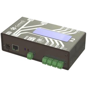 COMM5 módulo de e/S con 4 entradas y 4 salidas y display